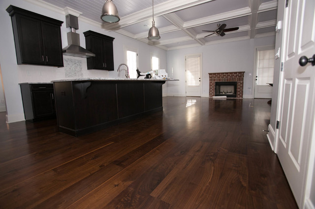 8 Quot Site Finished Character Grade Black Walnut Plank