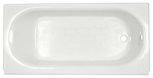 "American Standard 2393.202ich Princeton 60"" Americast Soaking Bathtub, White."