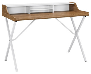 Bin Desk - Midcentury - Desks And Hutches - by Wholesale Living
