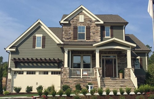 Exterior House Paint Colors Combinations - Exterior home paint colors