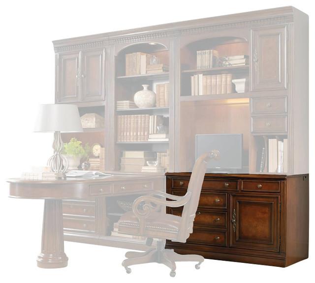 Hooker Furniture European Renaissance II Computer Credenza Desk
