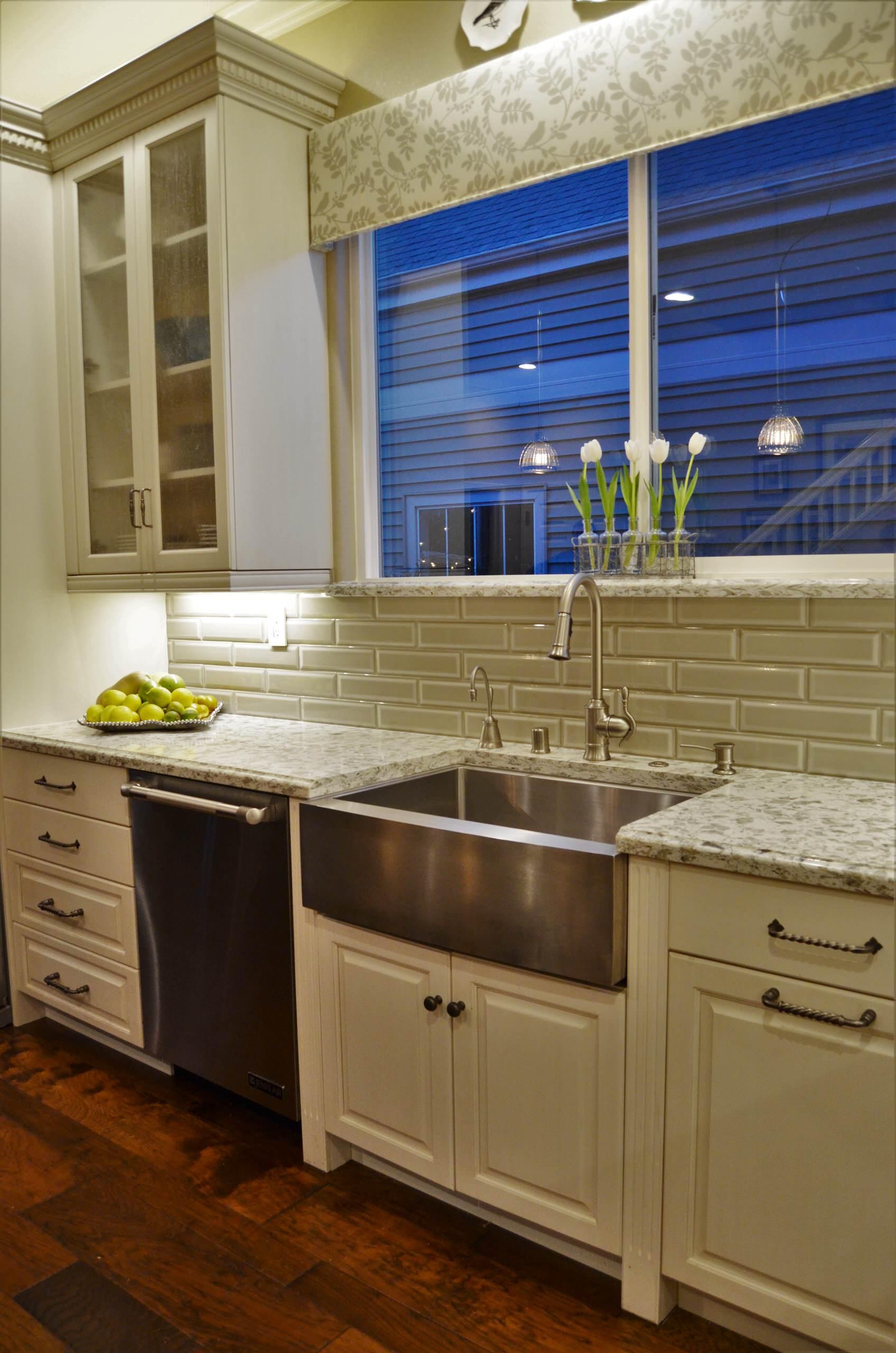 Picture Perfect Petaluma Kitchen