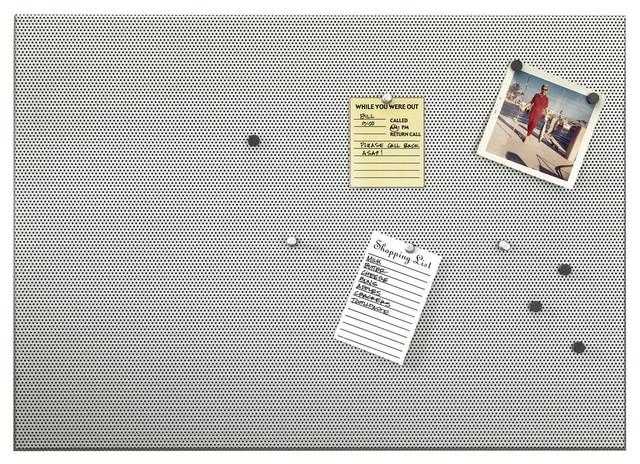 Bullet Board Office Board, Nickel.