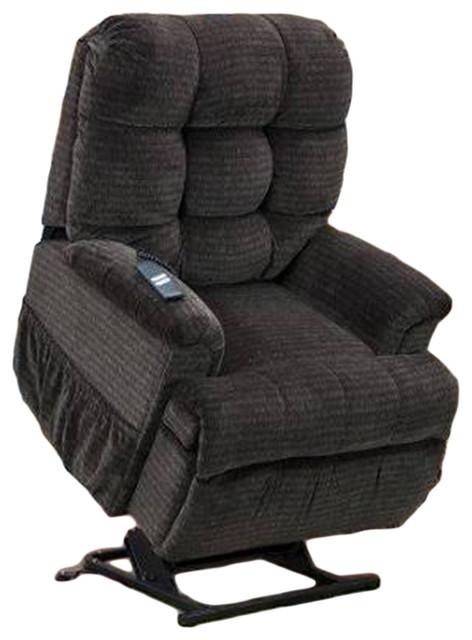 Med Lift Sleeper/Reclining Lift Chair, Vista, Elemental Blue