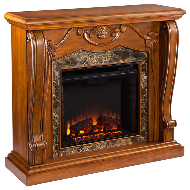 Southern Enterprises - Eugene Electric Fireplace - View in Your ...