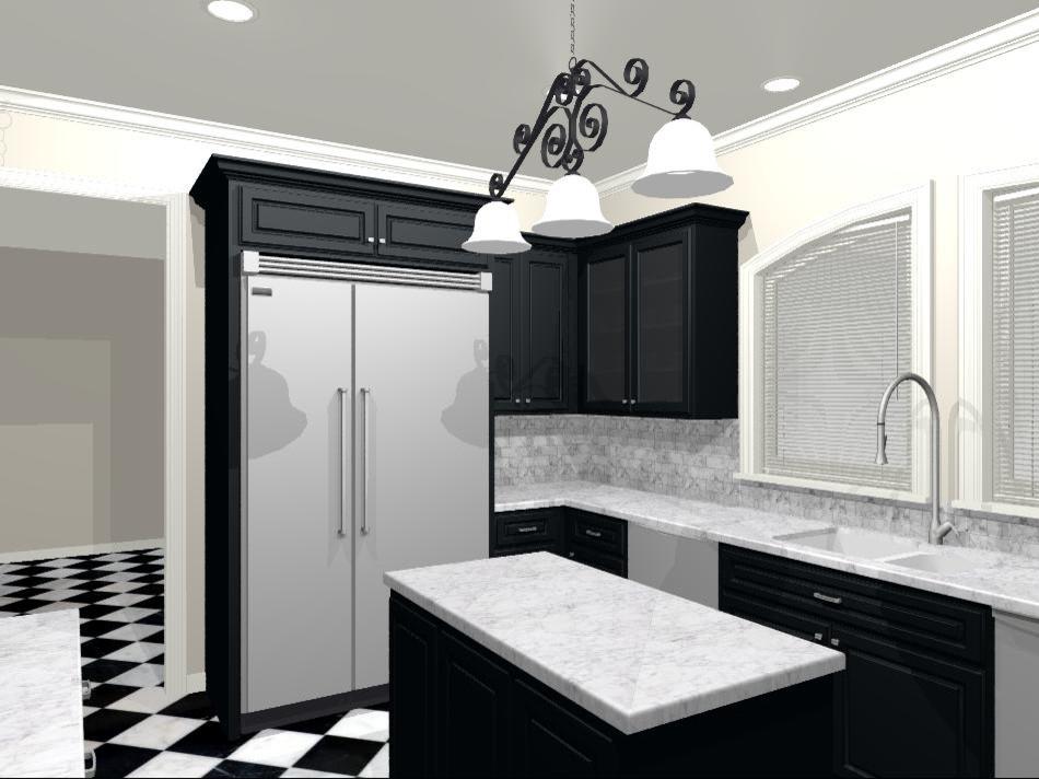 3D Design Renderings 14