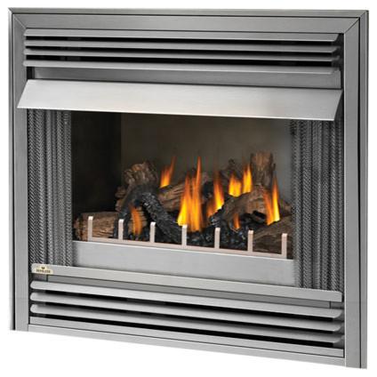 Napoleon 40 000 Btu Outdoor Natural Gas Fireplace Transitional