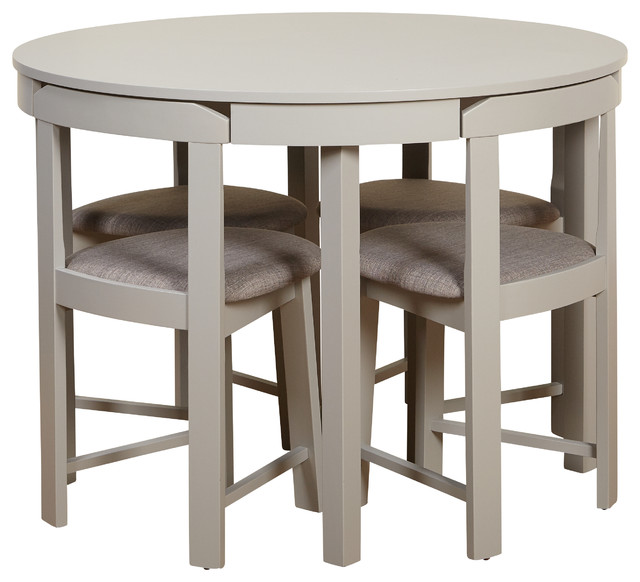 Superieur Kizzy Dining Set, Gray