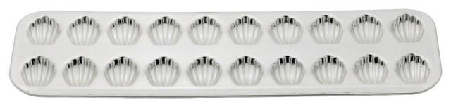 """Gobel Madeleine Mini Pan, 15.5""""x5""""."""