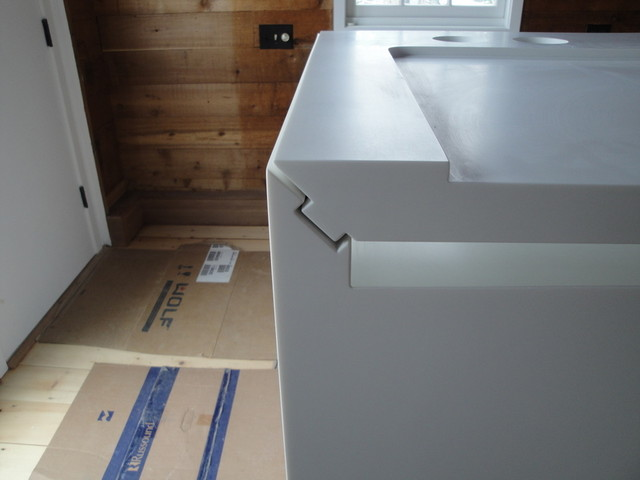 Superieur All Corian(Solid Surface ) Cabinets