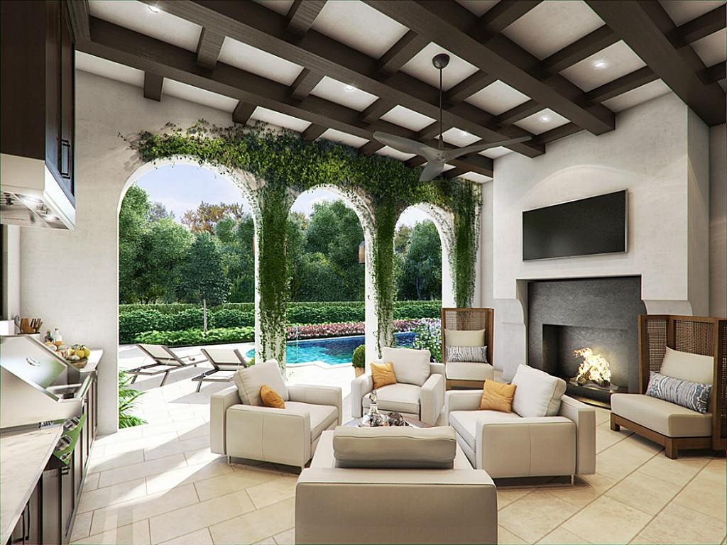Clean Lines in Chevy Chase, Maryland