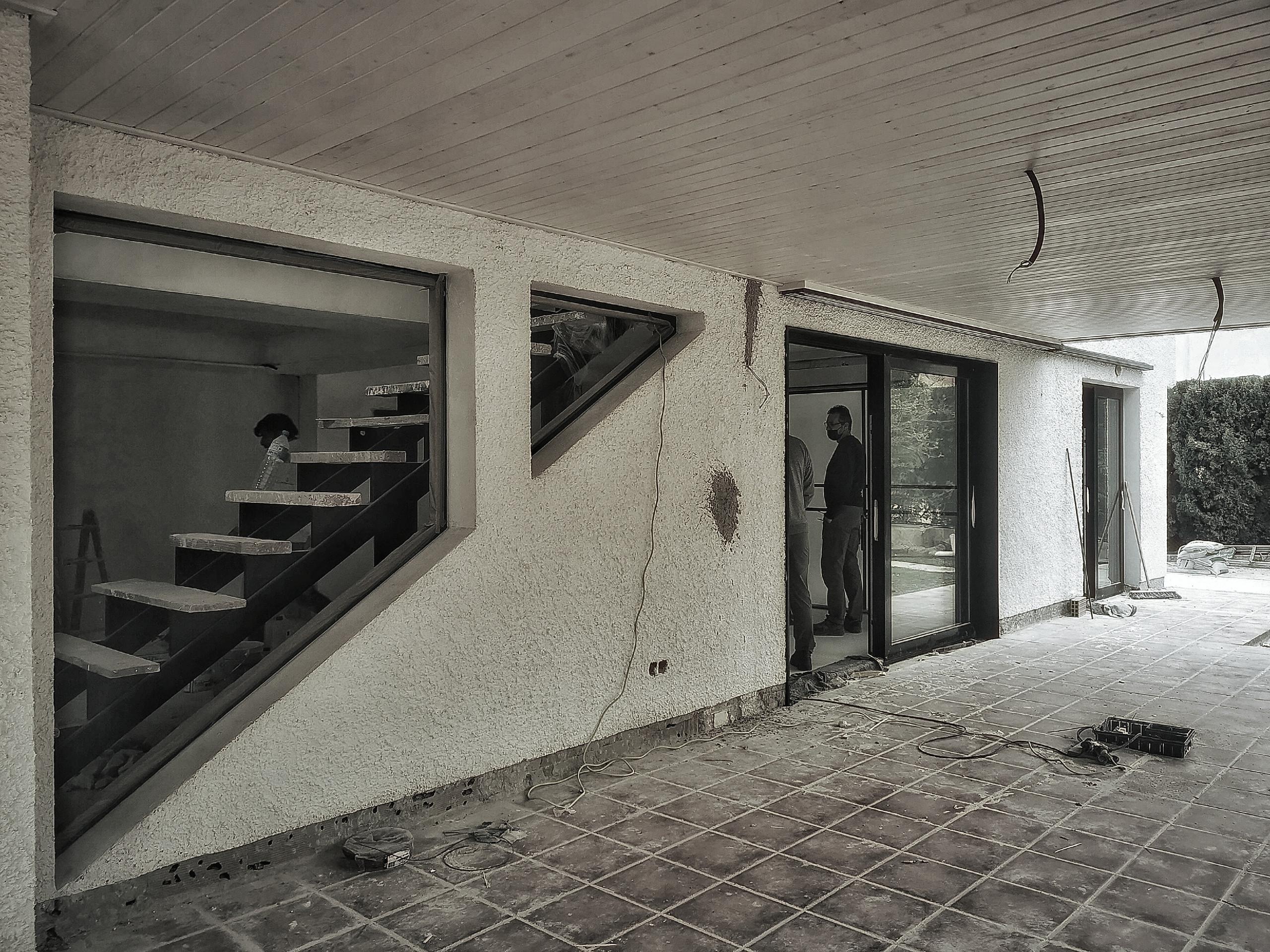 Proyecto de interiorismo y reforma integral (en curso)
