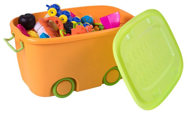 Incredible Toy Storage Box Small Orange Spiritservingveterans Wood Chair Design Ideas Spiritservingveteransorg