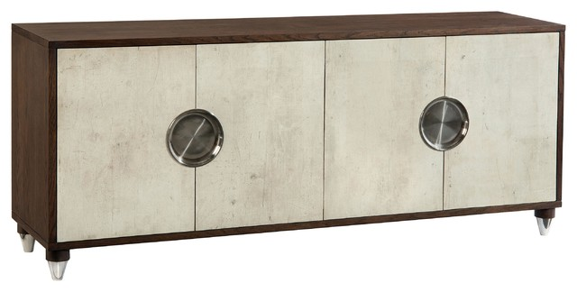 Credenza Contemporary : Workstead beech wood credenza in sideboards furniture