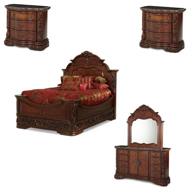 Ordinaire Excelsior Mansion Bedroom Set, 5 Piece Set, King