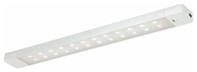 "Vaxcel Lighting X0001 24"" LED Motion Instalux? Under Cabinet Light Bar - Contemporary ..."