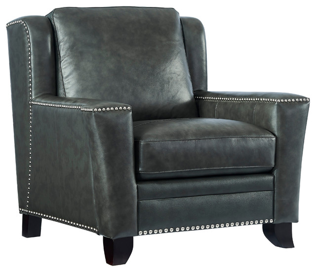 Superb Dillon Top Grain Leather Club Chair Caraccident5 Cool Chair Designs And Ideas Caraccident5Info