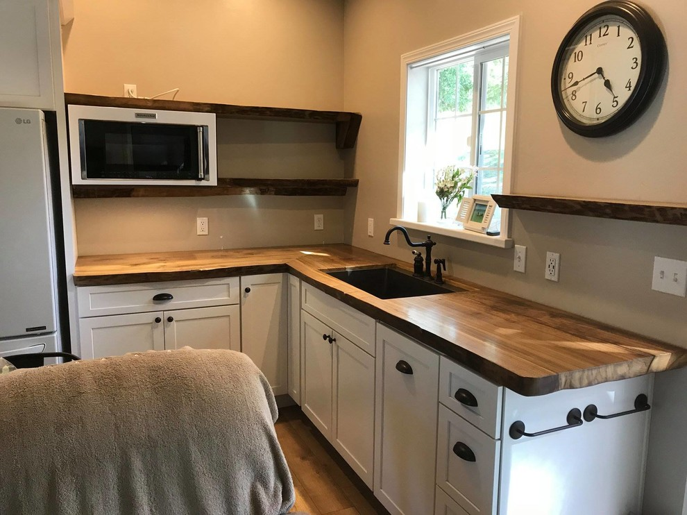 Custom Wood Countertops