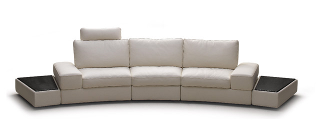 Modular Sectional Sofa With Motion Backrest.