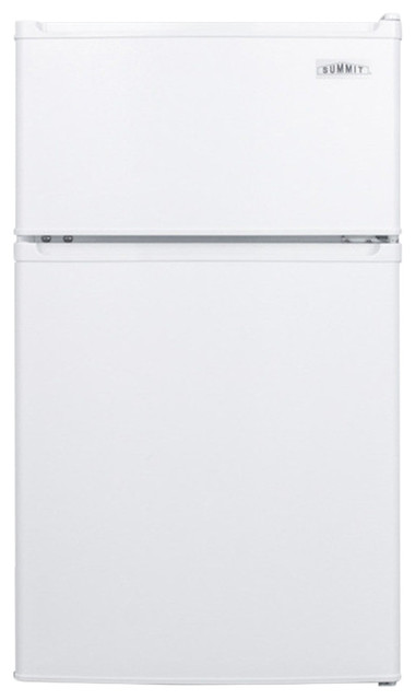 Compact 2-Door Refrigerator, Freezer For Ada Cp351wada.
