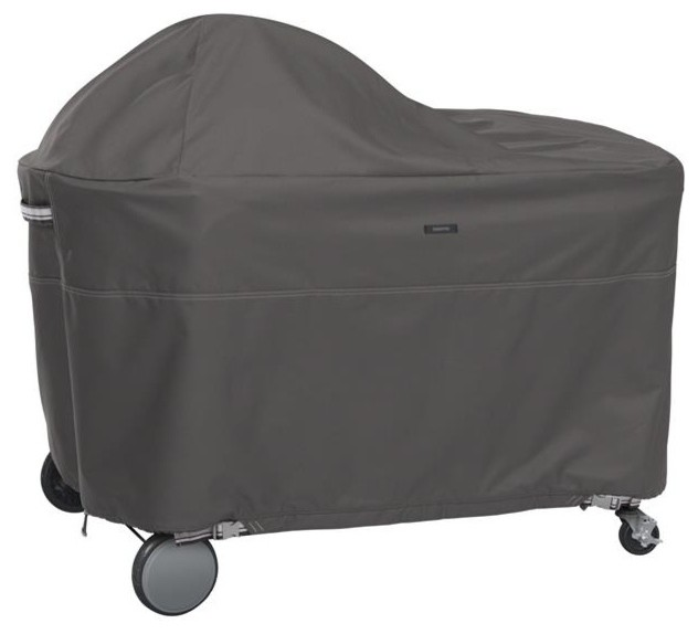 Classic Accessories Ravenna Weber Summit Grill Center Cover.