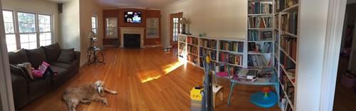 Long Living Room Layout Dilemma