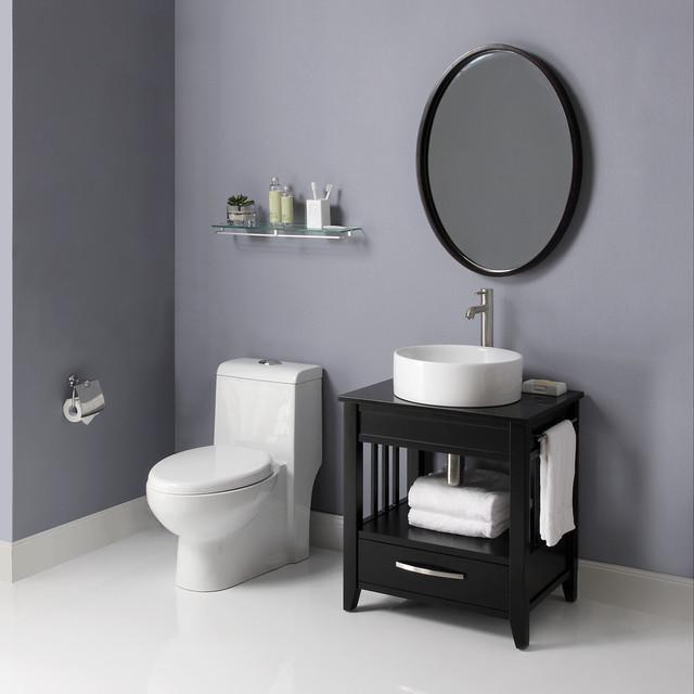 Small Vanity Bathroom sink for small bathroom. zamp.co