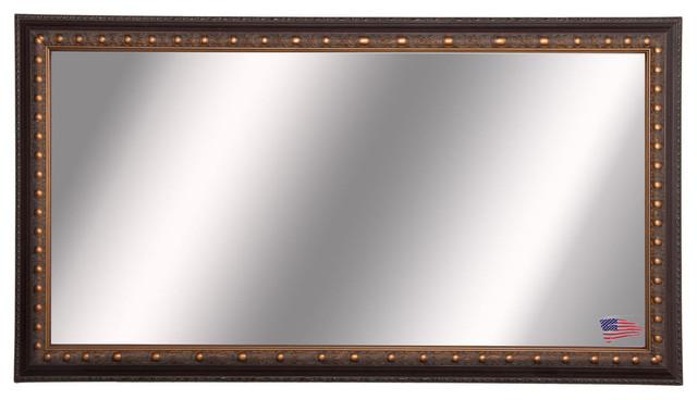 "Marilyn Double Vanity Wall Mirror, 33""x62""."