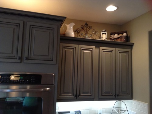 Is Above Kitchen Cabinet Decorating Outdated?
