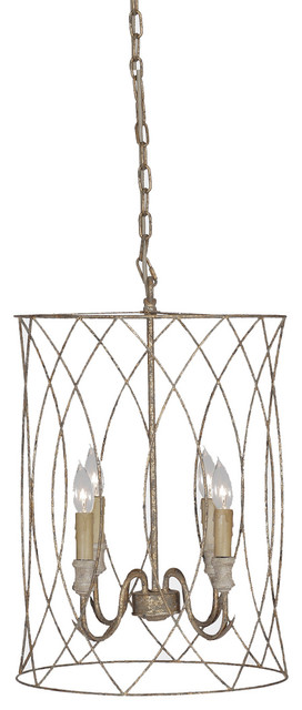 Gabby mia 4 light gold cage chandelier transitional chandeliers gabby mia 4 light gold cage chandelier aloadofball Choice Image