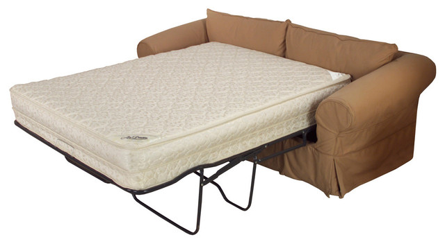 Fbg Airdream Hypoallergenic Inflatable Mattress 60 Queen 174869