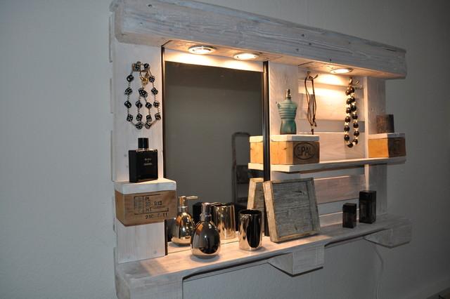 spiegelschrank no 01 wei modern frisier. Black Bedroom Furniture Sets. Home Design Ideas