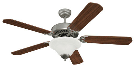 Sea Gull Lighting 15160en3 Quality Pro Deluxe Indoor Ceiling Fan Ceiling Fan.