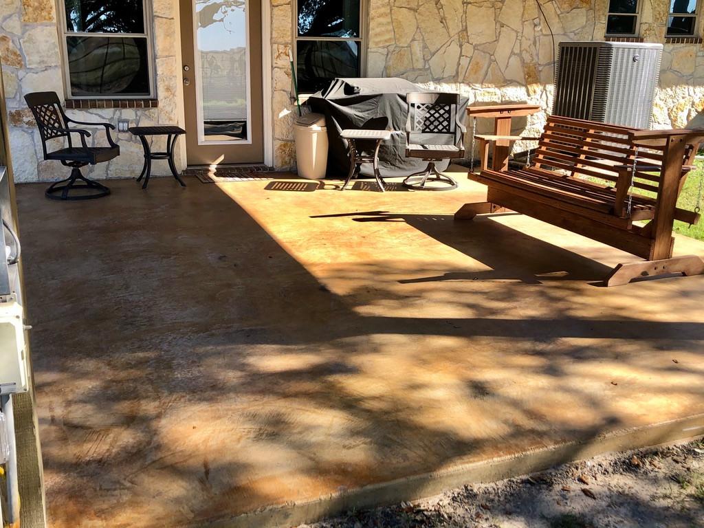 Damon - Rear Porch Addition