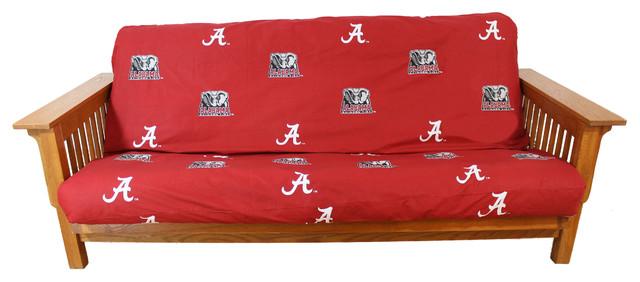 Alabama Crimson Tide Futon Cover Full Size Fits 6 And 8
