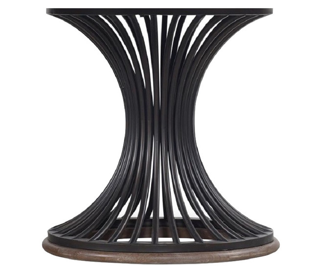 Furniture Cinch Round Dining Table Base Only