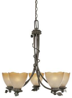 Timberline 5-Light Chandelier