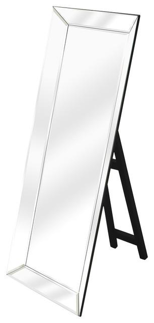Butler Emerson Modern Floor-Standing Mirror.