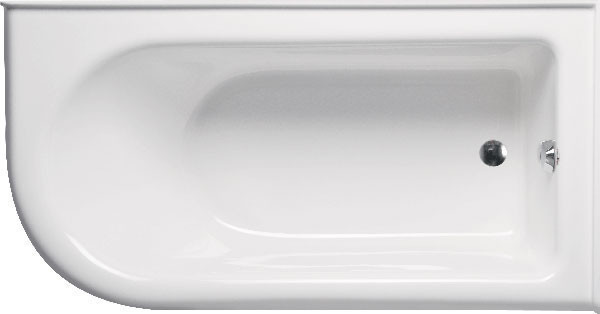 Bow 6032 Right Hand, Builder Series, Bathtub, Biscuit.