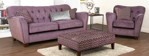 Wall Colour For Victorian Living Room With Purple Sofa? Part 52