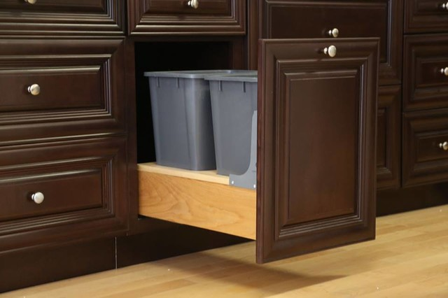 Findley Myers Palm Beach Dark Chocolate Kitchen Cabinets Detroit