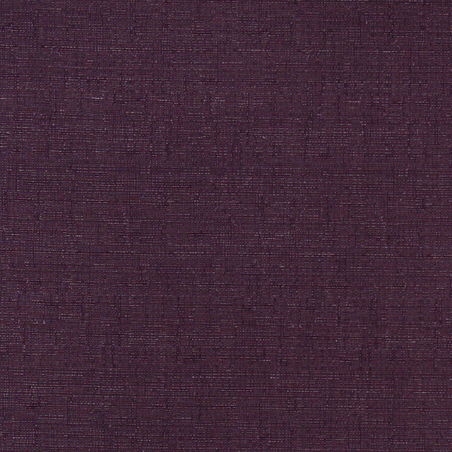 Purple Textured Solid Woven Jacquard Upholstery Drapery Fabric By The Yard