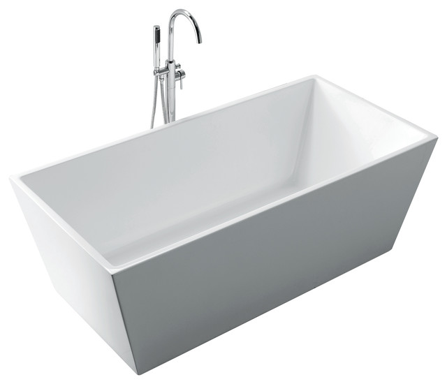 Bea Freestanding Bathtub.