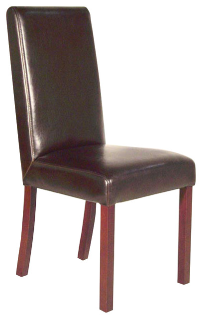 Huxley Leather Dining Chair.