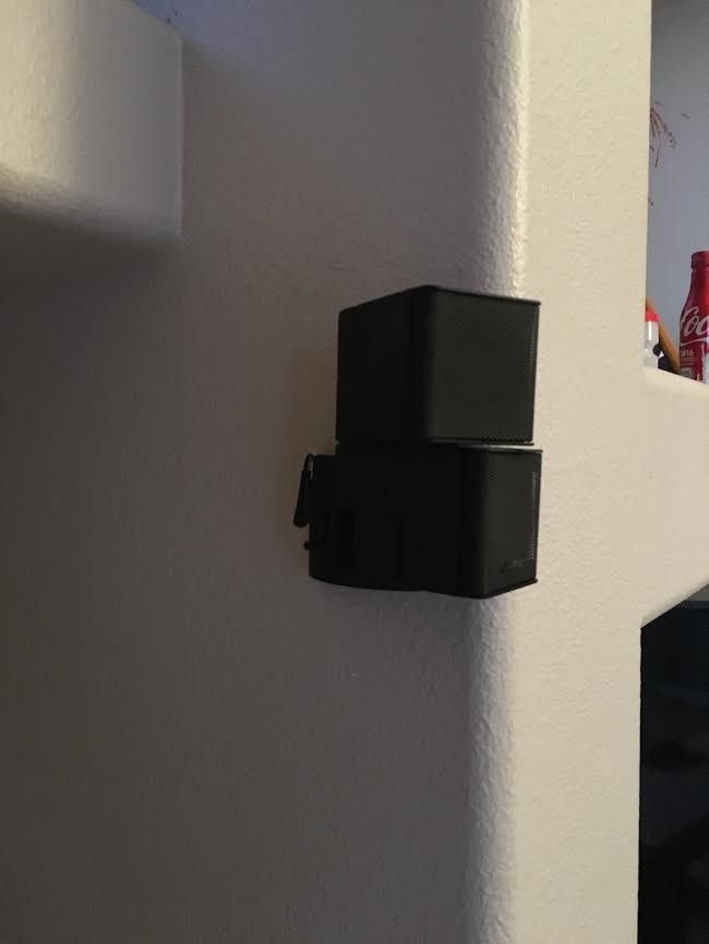Bose Home Theater System Installation