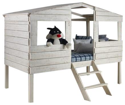 Tree House Loft Beds For Kids.