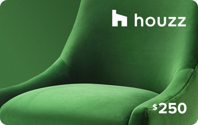 Houzz Gift Card, $250