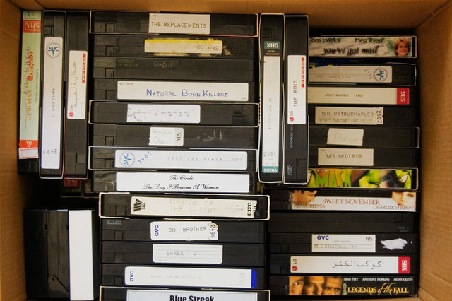 How To Dispose Of Vhs Tapes Properly Houzz