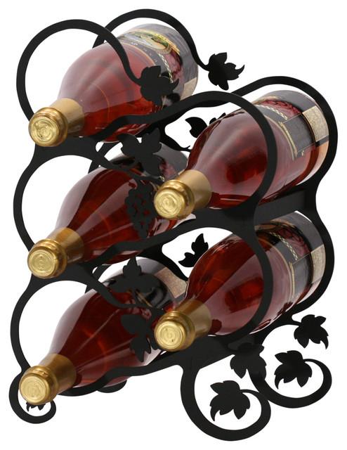 Grapevine Wine Rack, Medium.