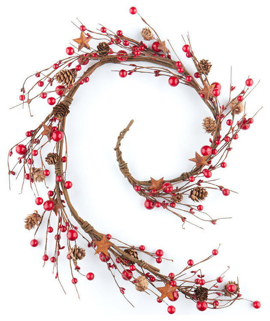 Berry And Star Garland.
